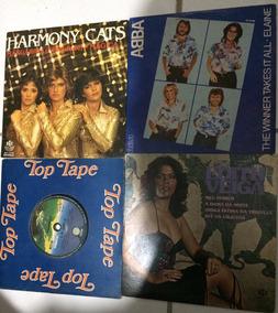 Kit 4 Compactos! Harmony Cats/abba/nazareth/edith Veiga