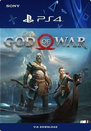 God Of War4 Ps4 Original 1 Aluquel 30 Dias (promo F D Sem)