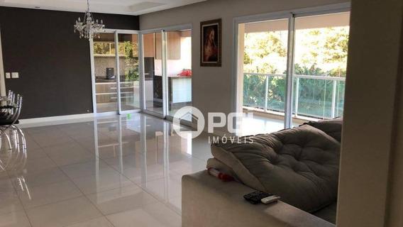 Apartamento Com 3 Dormitórios À Venda, 186 M² Por R$ 860.000 - Nova Aliança - Ribeirão Preto/sp - Ap5357