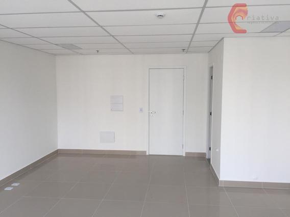 Sala À Venda, 36 M² Por R$ 380.000 - Tatuapé - São Paulo/sp - Sa0085