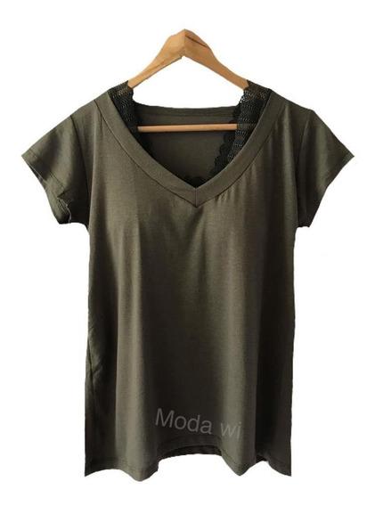Kit 3 Camisa Feminino Shirt Podrinha Mas O Top Promoção
