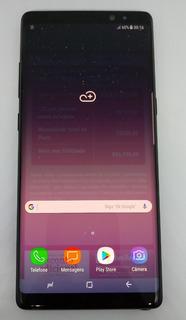 Samsung Galaxy Note 8 Duos N950f/ds 128gb Vitrine Preto Burn-in