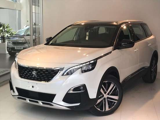 Peugeot 5008 1.6 Griffe Pack Thp Gasolina Automático 2020