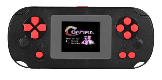 Consola Juego Portátil Handheld 8 Bit Mini Retro Juego Machi