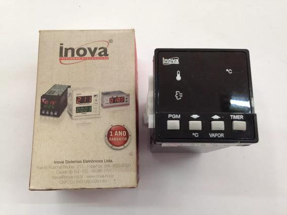 Controlador P/ Fornos Inv 5822 +sensor+sonalarme