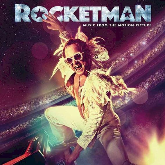 Rocketman Cd Trilha Sonora Do Filme - Elton John