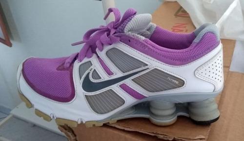 Tenis Nike Shox (original) Tam 36 Frete Gratis