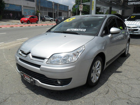 Citroën C4 2.0 Exclusive Sport Flex Aut. 5p 2012/2013