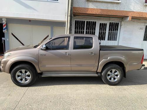 Toyota Hilux 2009 3.0 Srv Automatica Diesel 4x4