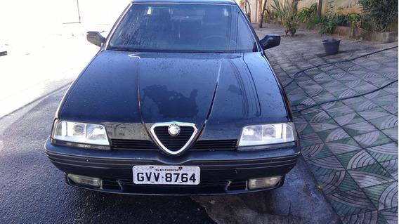 Alfa Romeo 164 3.0 V6 - Não É Ômega - Antigo