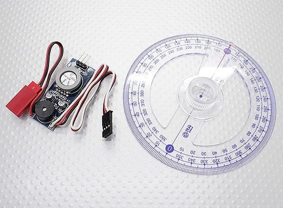 Testador Cdi Ignição Com Cambota Grau De Rodas