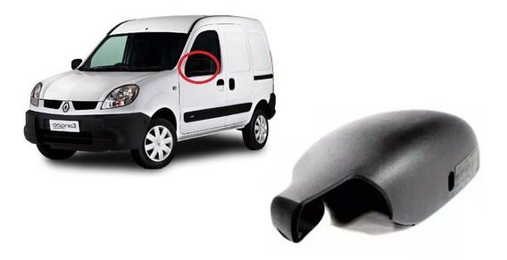 Capa Do Retrovisor Esquerdo Renault Kangoo 8200245171