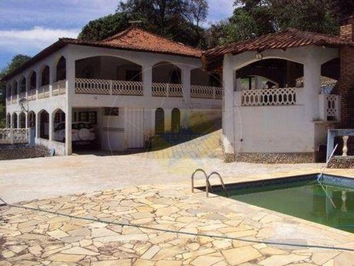 Chácara Residencial À Venda, Centro, Mairiporã - Ch0361. - Ch0361