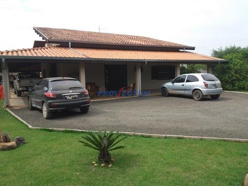 Chácara À Venda Em Barão Geraldo - Ch249442