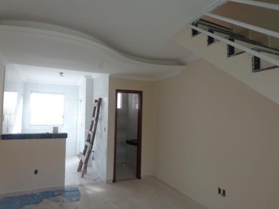 Casa Com 2 Quartos Para Comprar No Labanca (justinópolis) Em Ribeirão Das Neves/mg - 496
