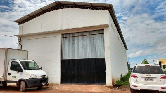 Galpão Em Infraero, Macapá/ap De 250m² À Venda Por R$ 350.000,00 - Ga452757