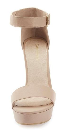 Zapatillas Marca Sahara Color Nude