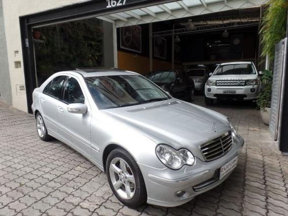 Mercedes-benz C-200 Kompressor Avantgarde 1.8, Dqn0095