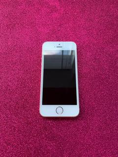 iPhone SE 32g Rosê Gold - Usado