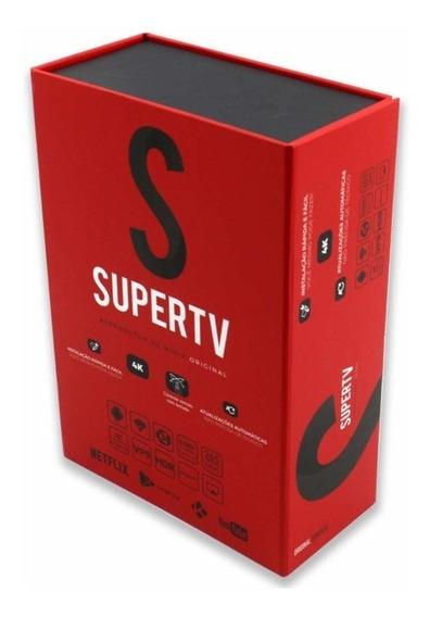 Smart Super Tv Red 100% Original Envio Garantido