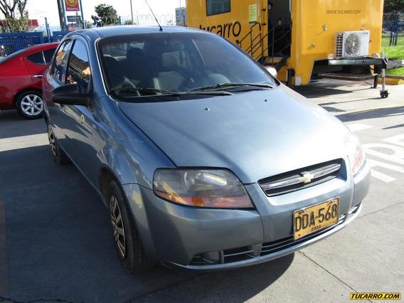 Chevrolet Aveo Mt 1400