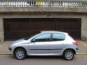 Peugeot 206 1.4 8v Holiday 2006 5p Completo Oportunidade !!