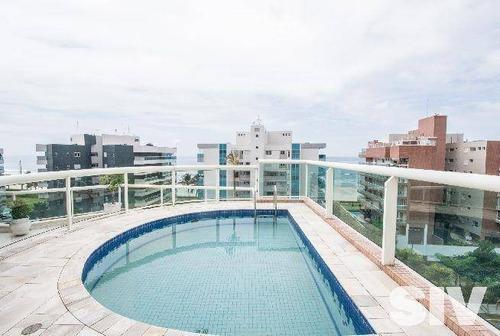 Imagem 1 de 30 de Cobertura Com 4 Dormitórios À Venda, 281 M² Por R$ 4.500.000,00 - Riviera - Módulo 2 - Bertioga/sp - Co0072