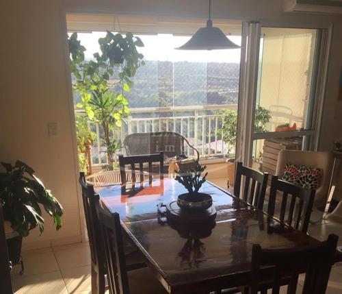 Imagem 1 de 14 de Apartamento Para Venda No Jd. Nova Aliança Sul, Giardino Vereda, 3 Dormitorios 1 Suite, Sala Ampliada, Varanda Gourmet, 111 M2, Lazer Completo - Ap02379 - 68784516