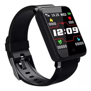 Relógio Inteligente Xanes F1 Preto Bluetooth Notificações