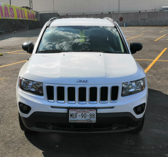 Jeep Compass 2.4 Litude 4x2 At 2015