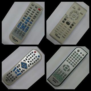 Control Remoto Generico Para Dvd Toshiba, Philips, Daewoo