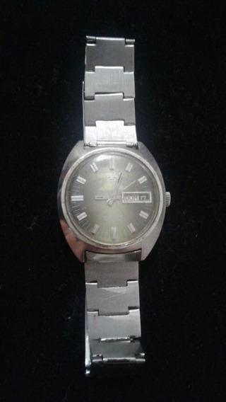 Relógio De Pulso Masculino Technos Automatic Incabloc