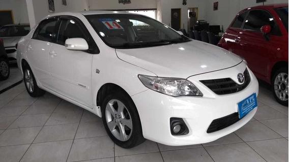Toyota Corolla 2.0 16v Xei Flex Aut. 4p 2013 / 2014