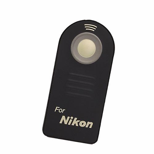 Disparador Ir Sem Fio Ml-l3 Controle Remoto Para Nikon