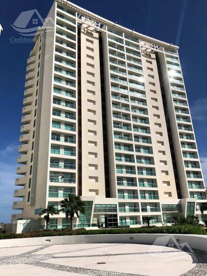 Departamento En Renta En Cancun/puerto Cancun/novo/torre Boreal