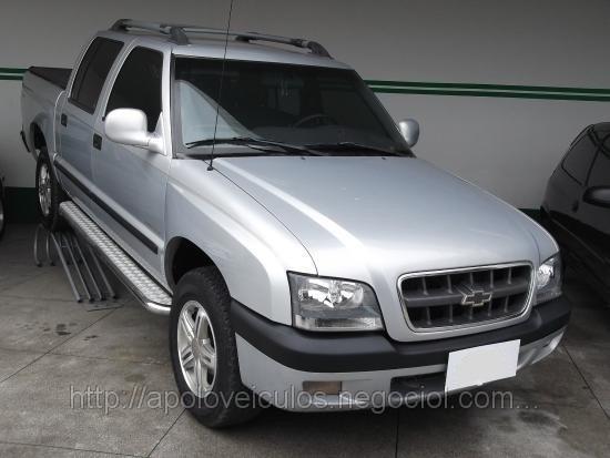 S10 2005 4x2 Turbo Diesel