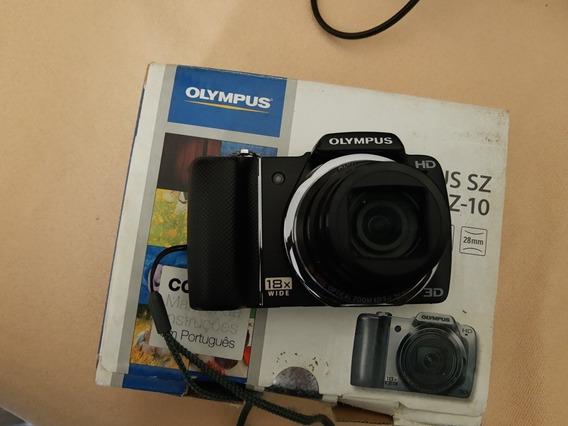 Câmera Digital Semi Profissional. Olympus Sz -10.