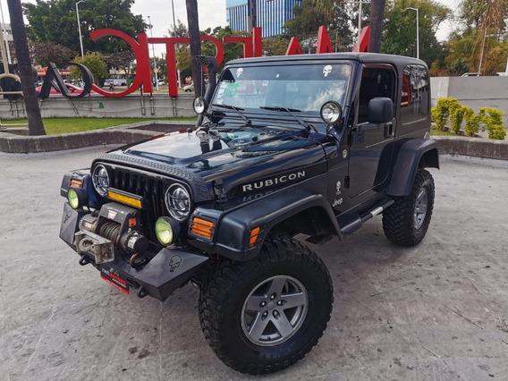 Jeep Rubicon 2006