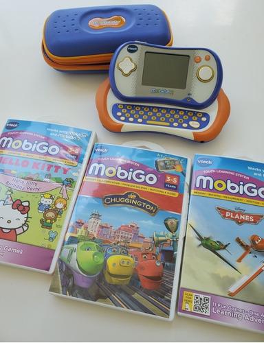 Tablet Interactiva Mobigo
