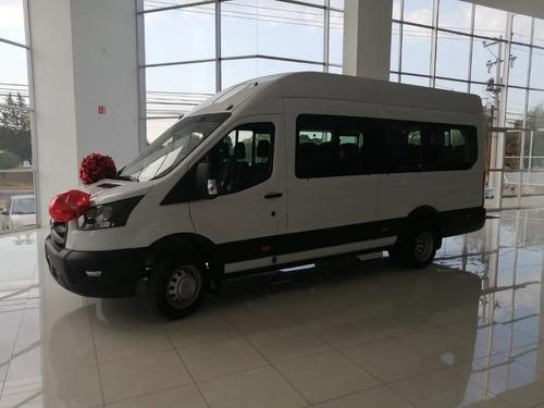 Ford Transit 18 Pasajeros 2021
