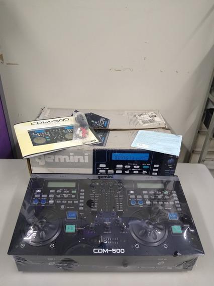 Mixer Gemini Cdm-500