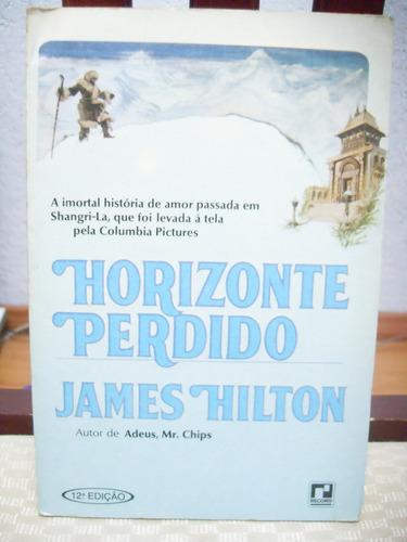 Horizonte Perdido - James Hilton