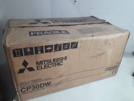 Impressora Colorida Mitsubishi Cp30dw Endoscopia Ultrassom