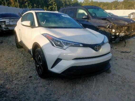 Auto Partes Toyota Chr Cvt 2020 Desarmo