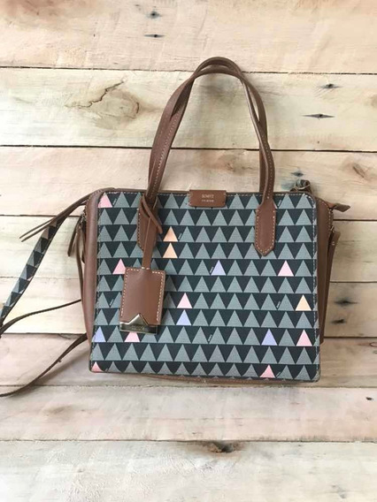 Bolsa Schutz Triangle Black Original