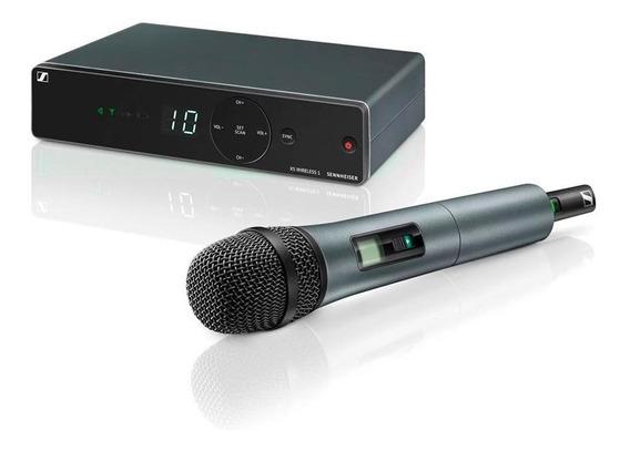 Microfone Sem Fio Mão Sennheiser Xsw1 825a Original