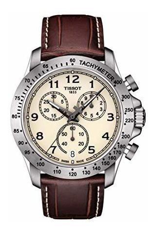 Tissot V8 T106.417.16.262.00 Reloj De Cuarzo Analogico De Cu