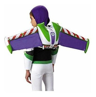 Toy Story Buzz Lightyear Jet Pack-alas Cohete-no Incluye Tra