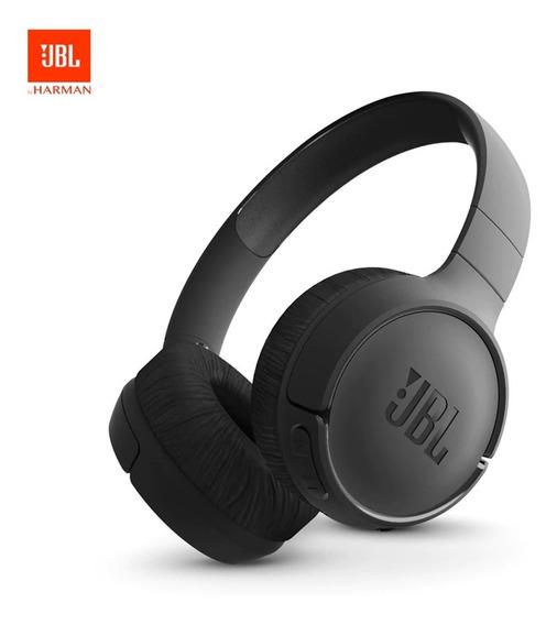 Fone Jbl T500bt Bluetooth T500 Bt Garantia 1 Ano Jbl + Nfe