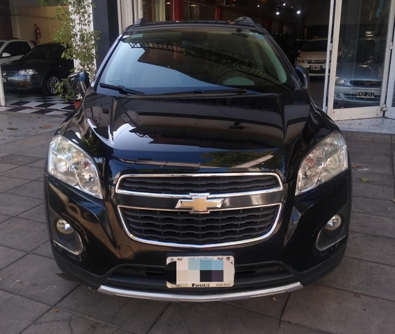 Chevrolet Tracker 1.8 Ltz Fwd Mt 2015 Negro Impecable